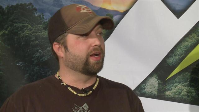 Inside Outdoors Tv Shot Show Interviews Dave Poteat